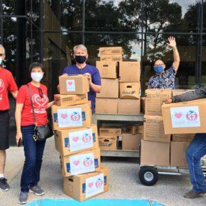 Refugee Outreach Donations